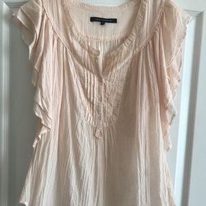 FRENCH CONNECTION BLOUSE - Size 8 - Gently Used